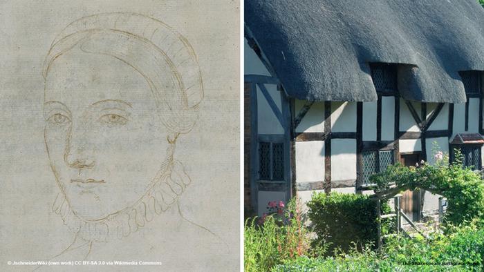 Bildergalerie Shakespeare Bild-Kombo