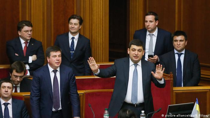 У Володимира Гройсмана - шість заступників. Більше було лише у Миколи Азарова.