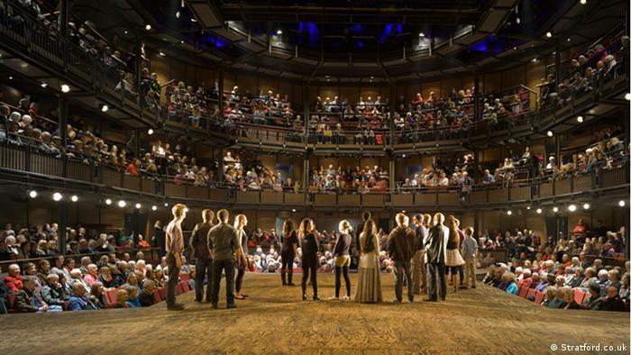 Bildergalerie Shakespeare
