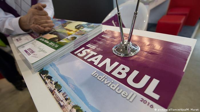 Symbolbild Türkei Tourismus - Istanbul
