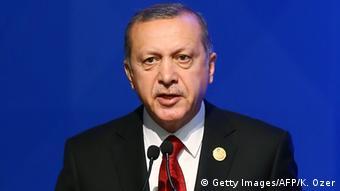 Rais wa Uturuki Recep Tayyip Erdogan