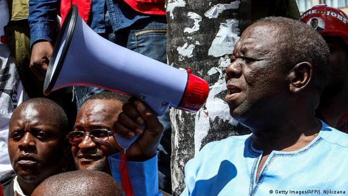Simbabwe Morgan Tsvangirai