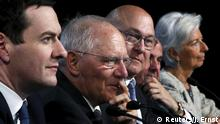 Washington Schäuble Osborne, Sapin de Guindos Lagarde