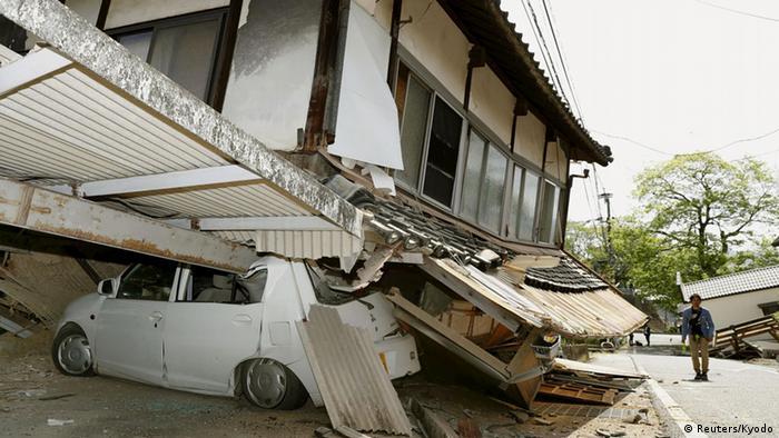Terremoto no japão