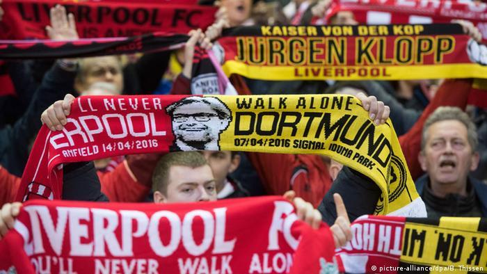 Fußball UEFA Europa League Liverpool FC - Borussia Dortmund (picture-alliance/dpa/B. Thissen)