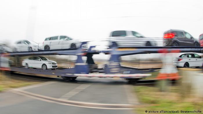 Eu Car Sales Down On Sharp Drop In Britain Business Dw 17 10