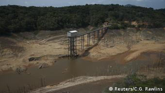 Represa Guri, na Venezuela