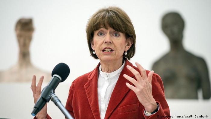 Cologne Mayor Henriette Reker