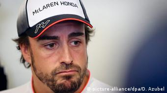 China Formel 1 Fernando Alonso (picture-alliance/dpa/D. Azubel)