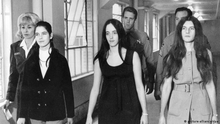 Charles Manson cult members