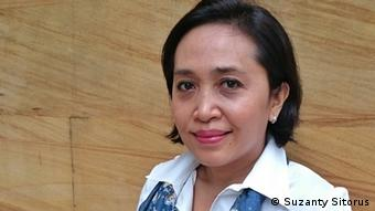 Suzanty Sitorus, direktur Climate Policy Initiative Indonesia