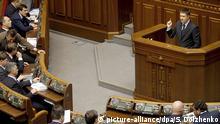 Ukraine Politiker Wjatscheslaw Kyrylenko