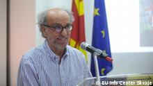Mazedonien - Goran Stefanovski, Dramatiker