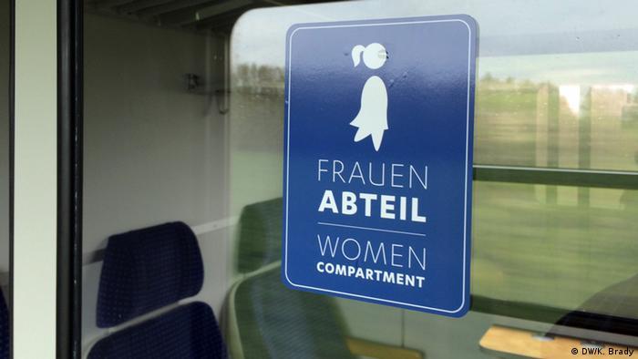 Chemnitz Mitteldeutsche Regiobahn Frauenabteil