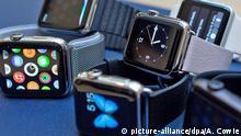 Apple's neue Uhren