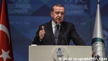 Türkei Gipfeltreffen der Organisation für Islamische Zusammenarbeit in Istanbul