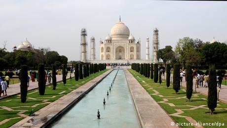 Indien Taj Mahal (picture-alliance/dpa)