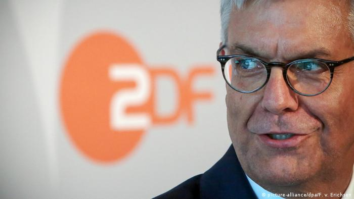 ZDF-Intendant Thomas Bellut (Archivbild: dpa)