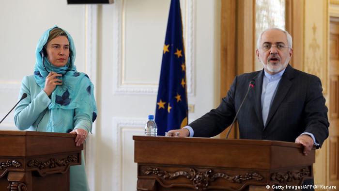La tercera ronda de diálogo político de alto nivel entre Irán y la Unión Europea (UE) comenzó hoy en Teherán con la presencia de la secretaria general del Servicio Europeo de Acción Exterior, Helga Schmid. (20.11.2017).
