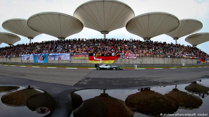 China Formel 1 Nico Rosberg
