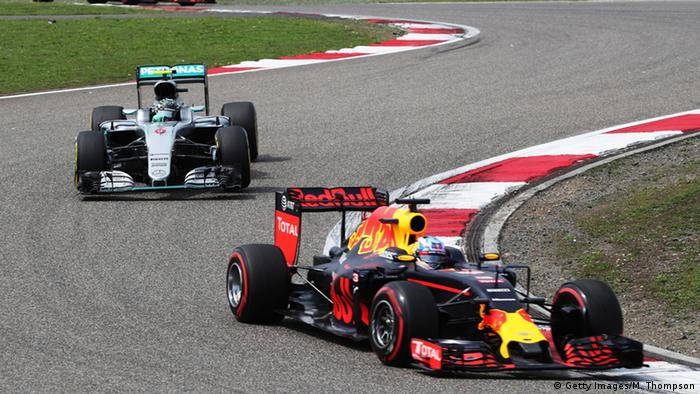 China Formel 1 in Shanghai (Getty Images/M. Thompson)