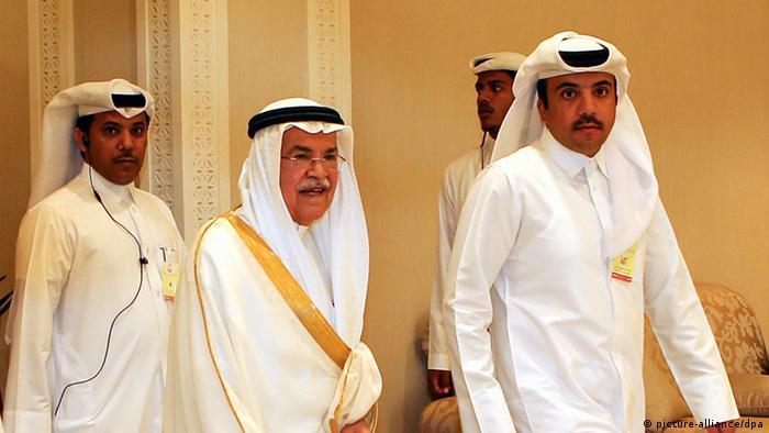 Katar Doha Treffen erdölfördernder Länder