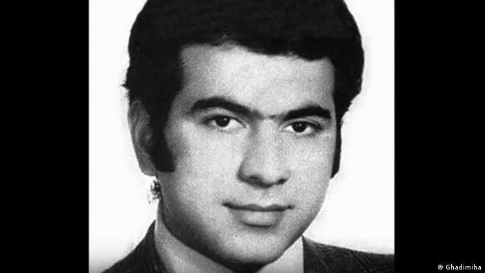 Naser Saburi iranischer Sänger (Ghadimiha)
