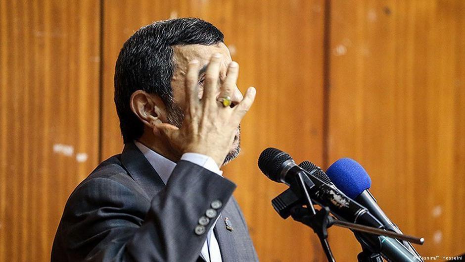 هشدار احمدینژاد درباره بیاطلاعی مردم از قرارداد ۲۵ ساله ایران با چین