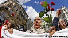Brüssel Marsch gegen die Angst