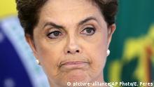 Brasilien Präsidentin Dilma Rouseff