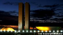 Brasilien Brasilia Nationalkongress