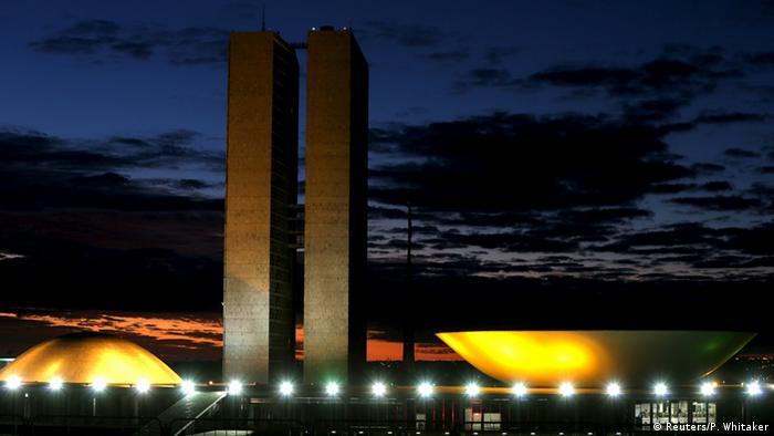 Brasilien Brasilia Nationalkongress (Reuters/P. Whitaker)