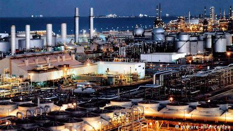 Saudi Arabien Dhahran Öl-Raffinerie (picture-alliance/dpa)