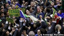 Brasilien Parlament Amtsenthebungsverfahren Dilma Rousseff
