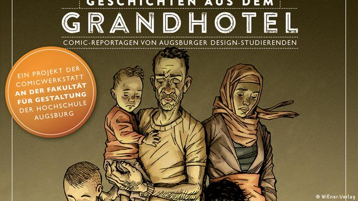 Cover of Stories from the Grand Hotel, Copyright: Wißner-Verlag