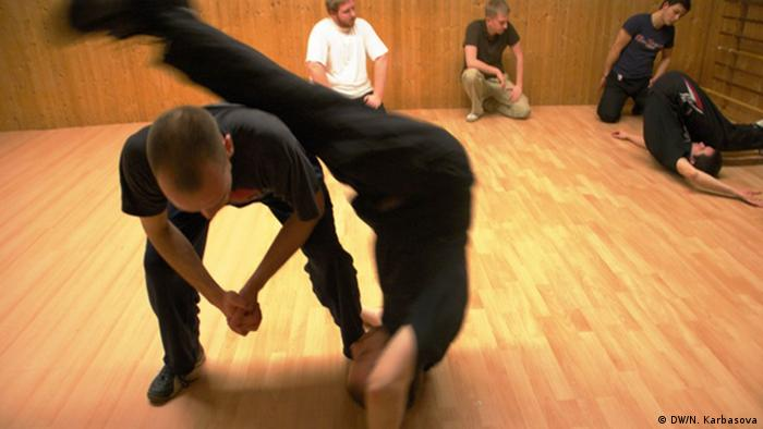 Systema-Training in Bonn (Foto: DW/N. Karbasova)
