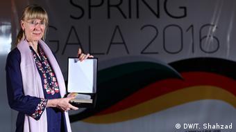 Deutsche Botschafterin in Pakistan Ina Lepel