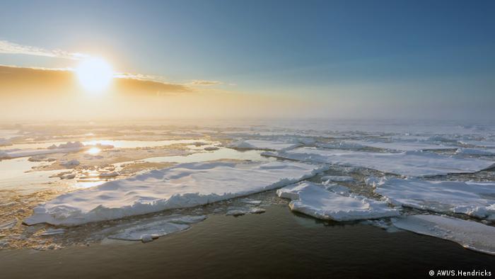 Arktis Meereis