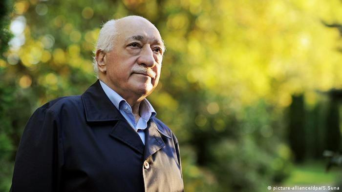 Fethullah Gülen, the US-based cleric.