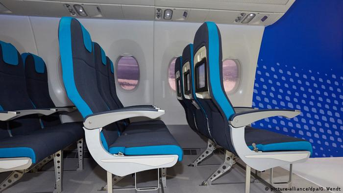 Выставка Aircraft Interiors Expo в Гамбурге