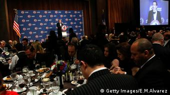 Ted Cruz Republikaner New York State Republican Gala USA