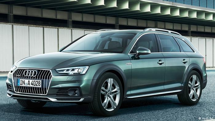 No New Car For Owner Of Defeat Device Audi Business Economy And