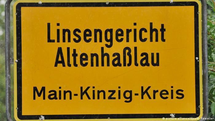 Linsengericht, prato de lentinha
