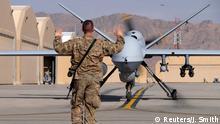 Afghanistan US Militär Drohnen
