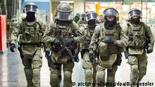 Deutschland Spezialeinheit GSG 9 Grenzschutzgruppe 9