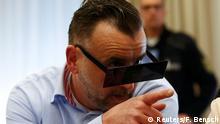 Deutschland Prozess gegen Pegida-Mitbegründer Lutz Bachmann