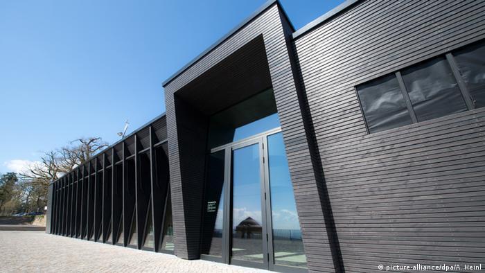 Новый информационный центр в Рюдесхайме