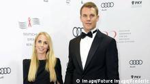 07.11.2015 Manuel Neuer mit Freundin Nina bei der 22. Festlichen Operngala in der Deutschen Oper. Berlin, 07.11.2015 +++ (C) Imago/Future Image/Frederic