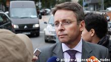 Slowakei - ehemaliger Finanzminister Ivan Miklos