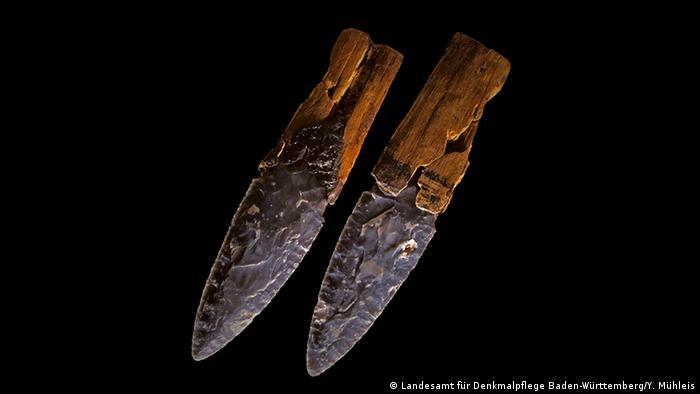 Ножи с кремневыми лезвиями
